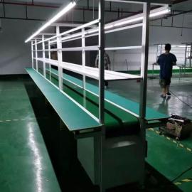 现货出销广州流水线 车间生产线 双皮带输送线 装配流水拉