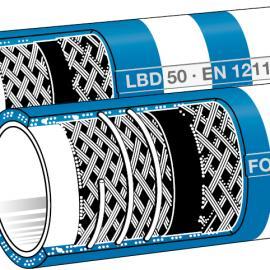 德国ELAFLEX白色带软管应用于所有食品/饮料/油脂等行业