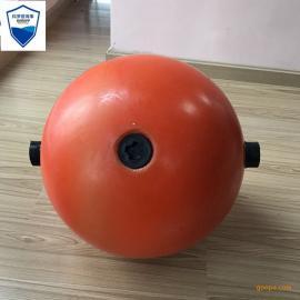 直销高品质浮球 塑料码头浮球 管道浮球