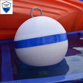 滚塑浮球定制 海上浮球开发 管道浮球
