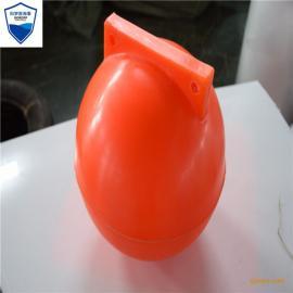 管道浮球 6寸管道浮桶 聚乙烯浮球