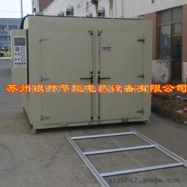 高品质变压器浸漆烘箱 变压器固化炉烘箱 轨道台车式变压器烘箱