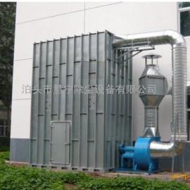 中央家具厂除尘器 设备型号