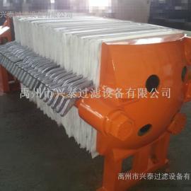 兴泰直销耐温铸铁压滤机 甘油处理用铸铁压滤机