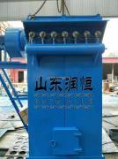 脉冲布袋式除尘器 除尘器生产厂家 山东润恒