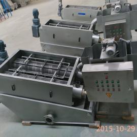 北京叠螺式污泥脱水机