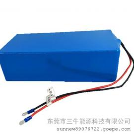 太阳能路灯PVC热缩套管锂电池组