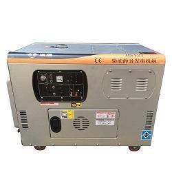 8kw静音发电机调节器故障及检测方法