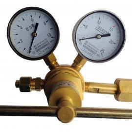 高压二氧化碳减压器YQC-10|YQC-781