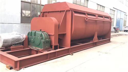 造纸厂污泥节能减排烘干机