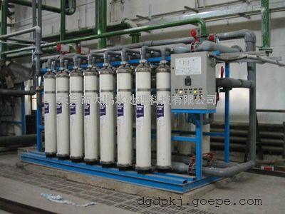 武汉中水回用一体化设备 广州工业中水回用设备
