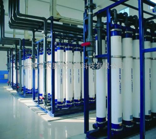 中水回用一体化设备 工业中水回用设备