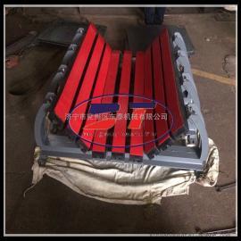 耐磨抗冲击橡胶材料制作高缓冲能力缓冲床,重型阻燃缓冲床