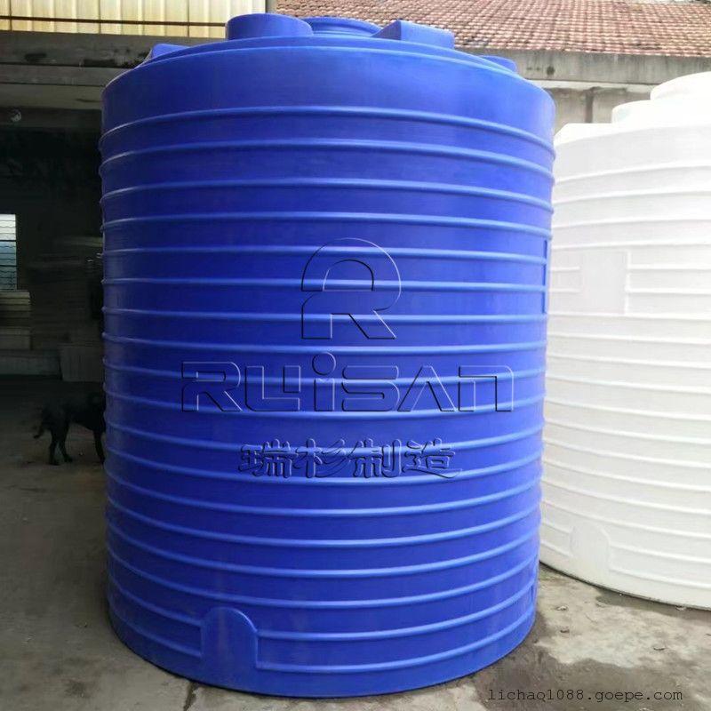 常州 15吨塑料储罐生产厂家