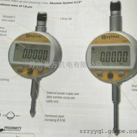 805.5306瑞士SYLVAC数显万分表0-12.5mm
