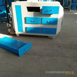 晨明环保HXT-5000废气净化塔活性炭废气吸附装置