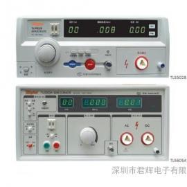 常州同惠TL5000系列耐电压测试仪深圳代理商