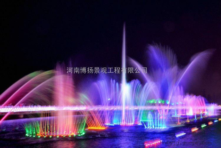 漯河喷泉设计,漯河喷泉安装,河南喷泉公司,博扬喷泉公司