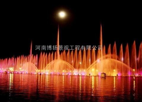 太康喷泉设计、太康喷泉安装、郑州喷泉公司
