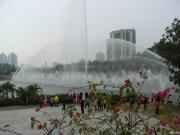 中牟音乐喷泉价格,中牟音乐喷泉设计安装,郑州博扬喷泉公司
