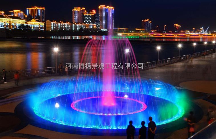 新郑喷泉设计、新郑喷泉施工、郑州 喷泉公司