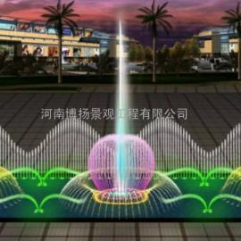 郑州喷泉公司、郑州音乐喷泉设计、郑州音乐喷泉施工,博扬景观公