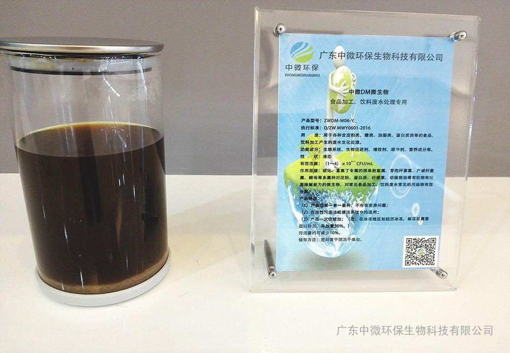 食品厂污水处理菌种,食品废水处理设备配套