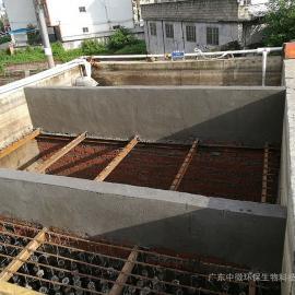 食品厂污水处理工程、设备供应、调试运营、提标改造