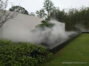 惠州户外喷雾降温设备-大棚喷雾降温工程-景区喷雾降温系统