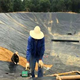 广东遂溪沼气工程 软体沼气池 黑膜沼气池建设