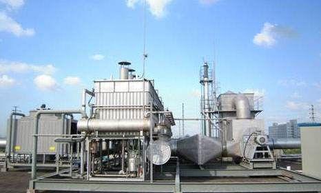 VOCs废气吸附回收处理设备_活性炭工艺