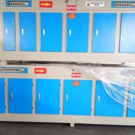 食品厂空气净化器 工业废气处理器 塑料厂废气净化器