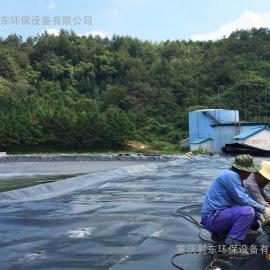 广西贺州 黑膜沼气池建设 土工膜 软体沼气池建设