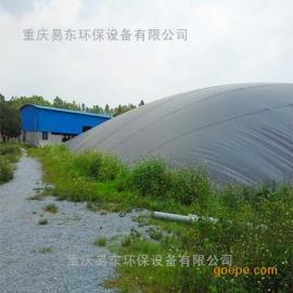 黑龙江齐齐哈尔沼气池 黑膜沼气池建设