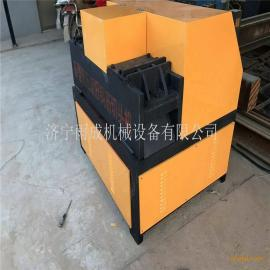 厂直销 新款 废旧钢筋切断机 液压废旧钢管切割机