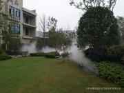 连云港喷雾降温设备-户外喷雾降温价格-喷雾景观工程