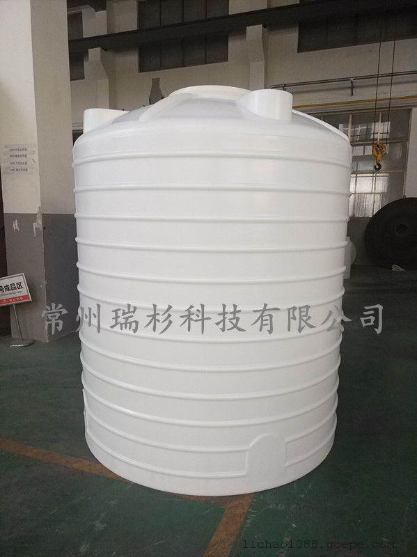 常州 5吨塑料储罐生产厂家