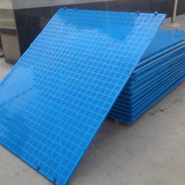 泸州高空建筑防护爬架网片――米字型爬架冲孔网规格定做