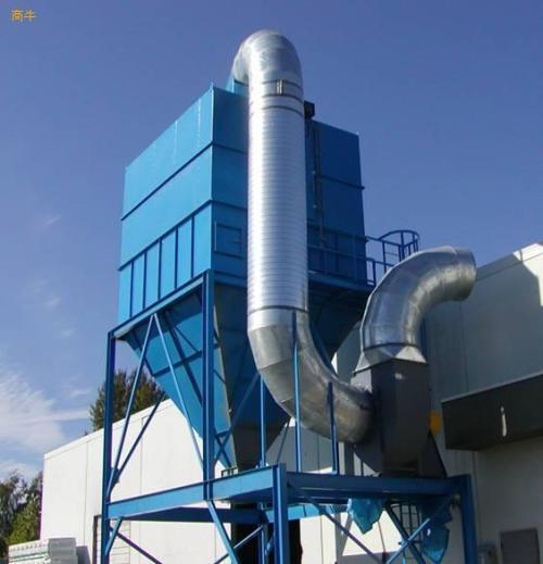 DMC-Ⅲ-80型脉冲袋式除尘器