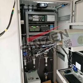 株洲 砖厂cems烟气排放连续在线监测系统, 测SO2,NOX,O2,粉尘