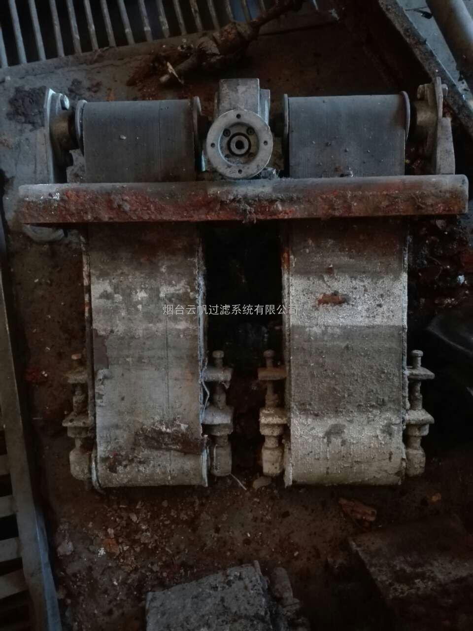 烟台云帆RF系列带式撇油机