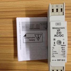 德国OBO电源浪涌保护器VF-230AC/DC福建OBO防雷器厂家