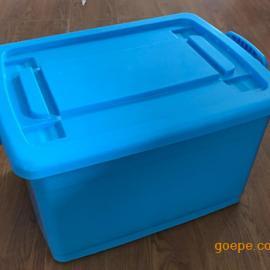 塑料餐具消毒周转箱