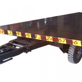 加长型3.5吨平板拖车