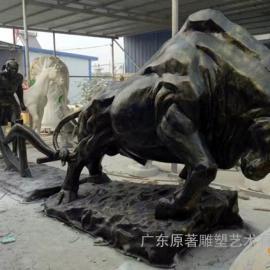 江西原著雕塑厂家供应玻璃钢农村生活场景雕塑 耕作雕塑批发