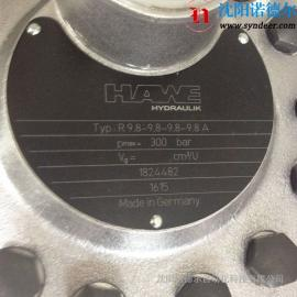 HAWE哈威R9.8-9.8-9.8-9.8A油泵