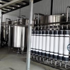 和诚过滤供应 青稞酒澄清除杂 膜过滤设备