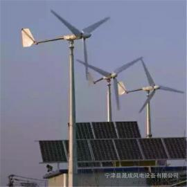超功率风力发电机500W高效鱼民用小型运行振动低