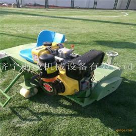 厂直销 足球场梳草机 PVC草地打理清洗机