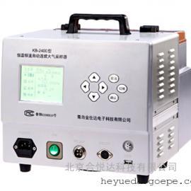 KB-2400型恒温恒流大气采样器